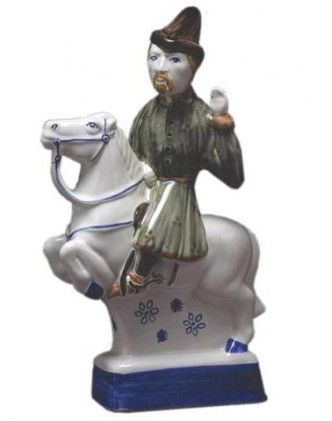 Rye Pottery - Chaucer's Canterbury Tales = The Merchant