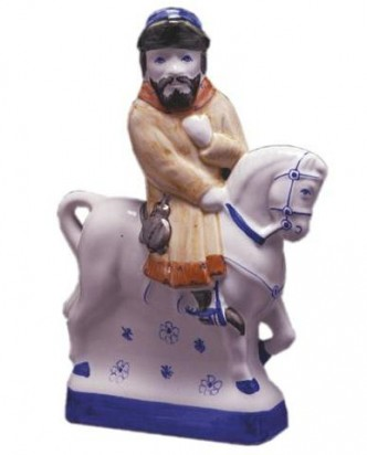 Rye Pottery - Chaucer's Canterbury Tales - The Franklin