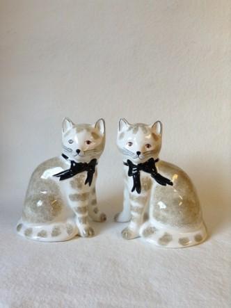Rye Pottery 187 Rye Cats
