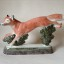 Rye Pottery - English Animals - Hand-made Ceramic Vixen or Fox
