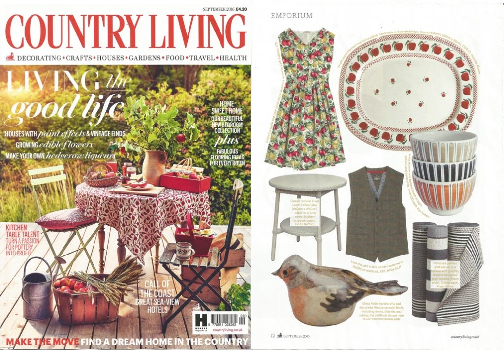 Country Living Emporium Sept 2016 Rye Pottery JPeg