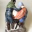 Rye Pottery Hand made and painted Nativity Ceramic Mary Joseph Child Shepherds and Kings Ceramic4
