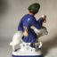 Rye Pottery Hand made and painted figures from Chaucer Canterbury Tales The Manciple1